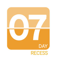 7 Day Recess Logo Mark